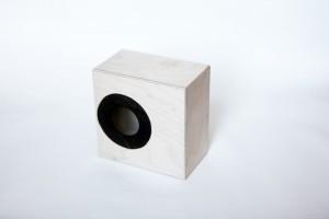 KAZOOJÓN Quadrat Front Snare-Drum